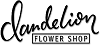 logo Dandelion Flower Shop
