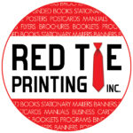 logo Red Tie Printing