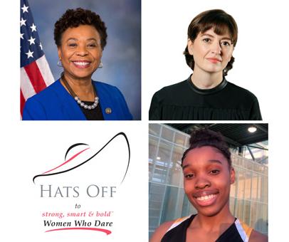 2021 Women Who Dare awardees