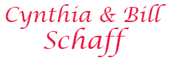 Cynthia & Bill Schaff