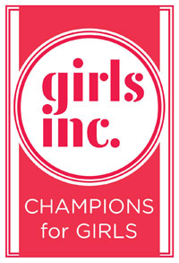 Champion for Girls logo